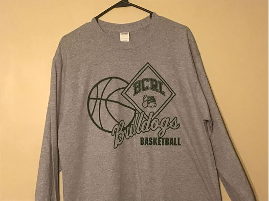 Picture of Basketball Long Sleeve Dry-Wick