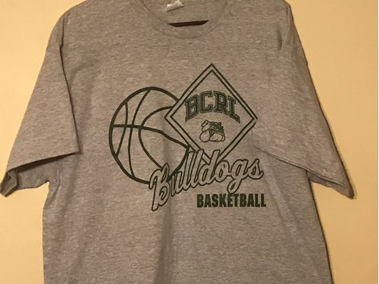 Picture of Basketball Short Sleeve Tee