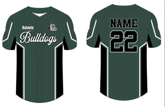 Picture of Baseball Jersey