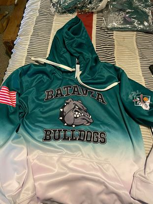 Picture of BCRL Bulldog Hoodie